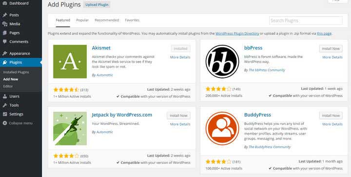 Must Have Plugins For WordPress - Essential Professional Plugins