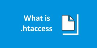 what is .htaccess File