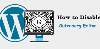 Gutenberg in WordPress